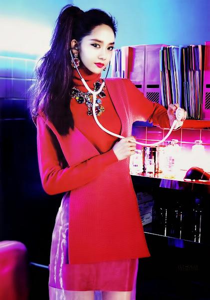 Girls Generation Mr Mr Yoona Photocard