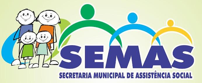 SEMAS - Secretaria Municipal de Assistência Social