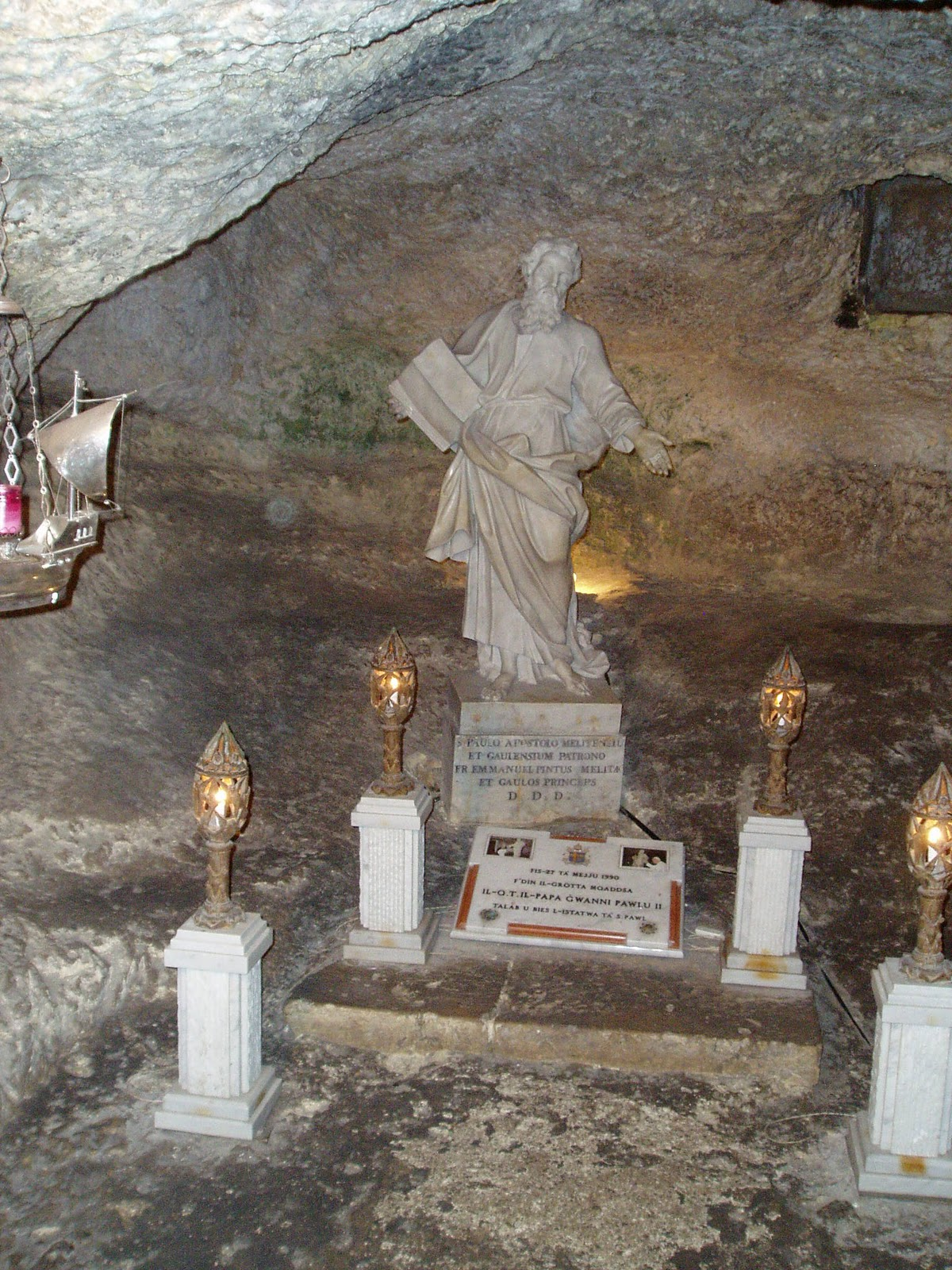 The Metaphysical Traveler In The Footsteps Of St Paul On Malta