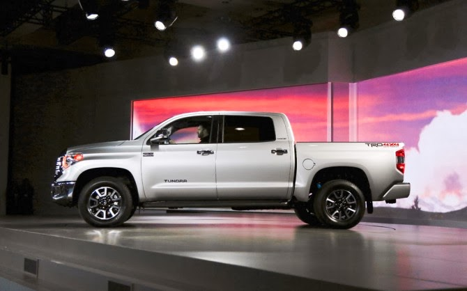 2015 Toyota Tundra Redesign and Release Date