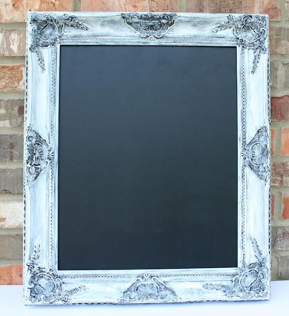 Vintage Inspired Chalkboard