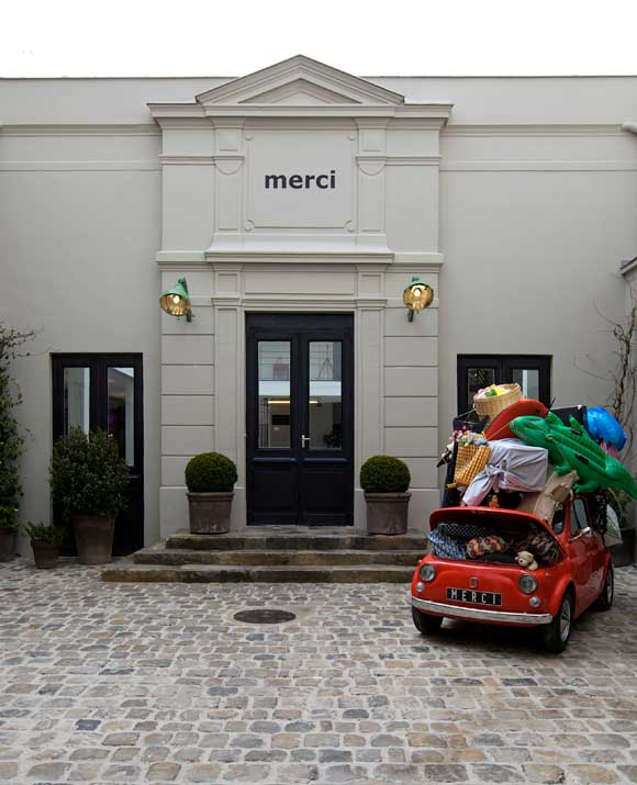 47 park avenue merci paris - Merci concept store paris ...