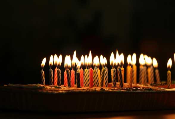 Поздравления день рождения церкви