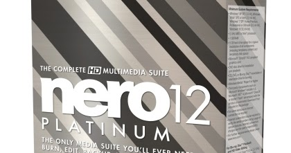 nero 12 platinum serial number + patch