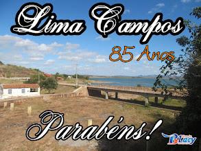 LIMA CAMPOS 85 ANOS