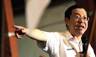 Guan Eng dakwa status Twitter palsu