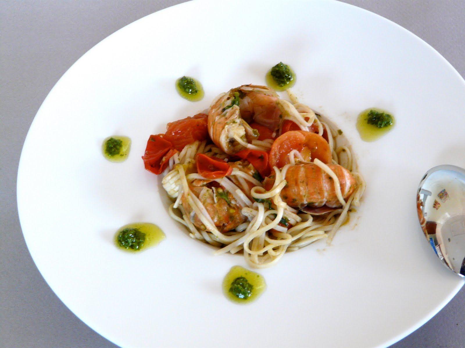 recette rapide pour le soir spaghetti pesto plat rapide et facile recette simple et facile. Black Bedroom Furniture Sets. Home Design Ideas