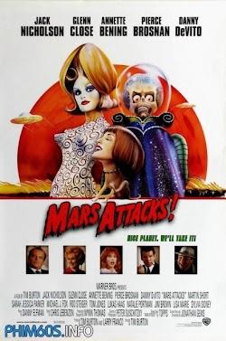 Cuộc Tấn Công Từ Sao Hỏa - Mars Attacks! () Poster