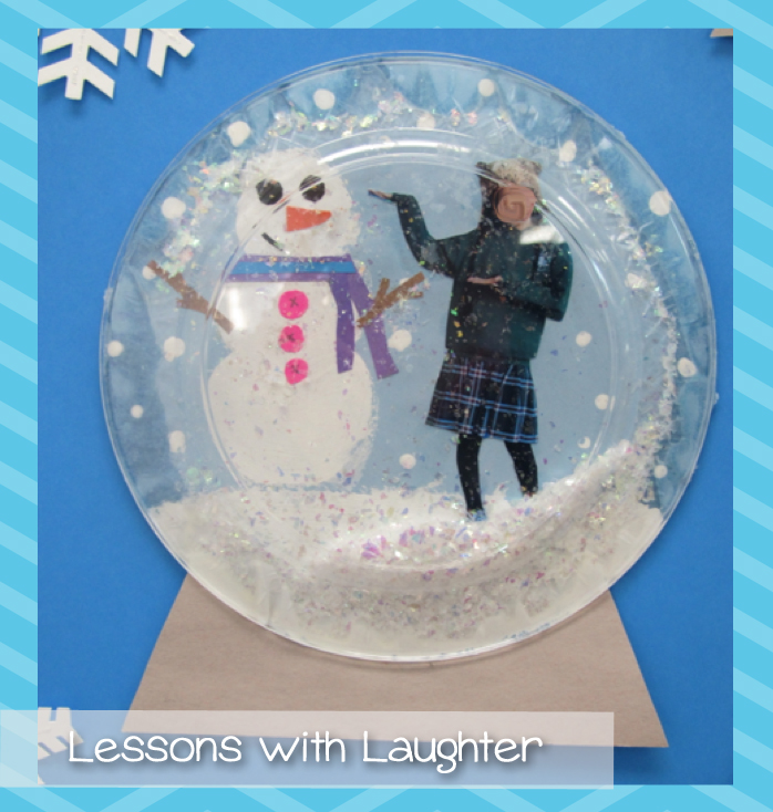 Lessons With Laughter: Snow Globes