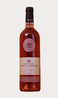 Wine #3: Château Fontarèche Corbières 'Tradition' Rosé from Languedoc, France - RM70