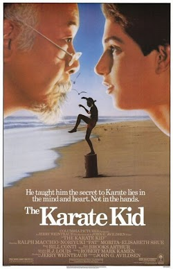 Môn Đệ Karate - The Next Karate Kid (1984) Poster
