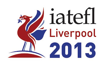 My Last Presentation: IATEFL 2013, Liverpool, UK, April 8th - 12th 2013