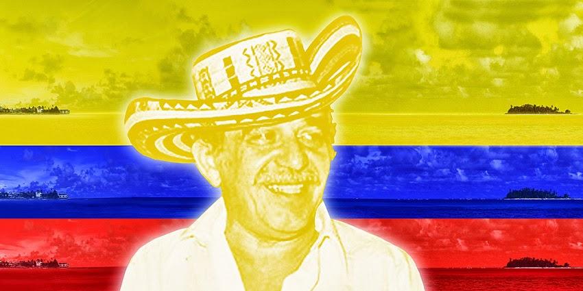Gabo y el Caribe de Colombia       Gabo and the colombian Caribbean