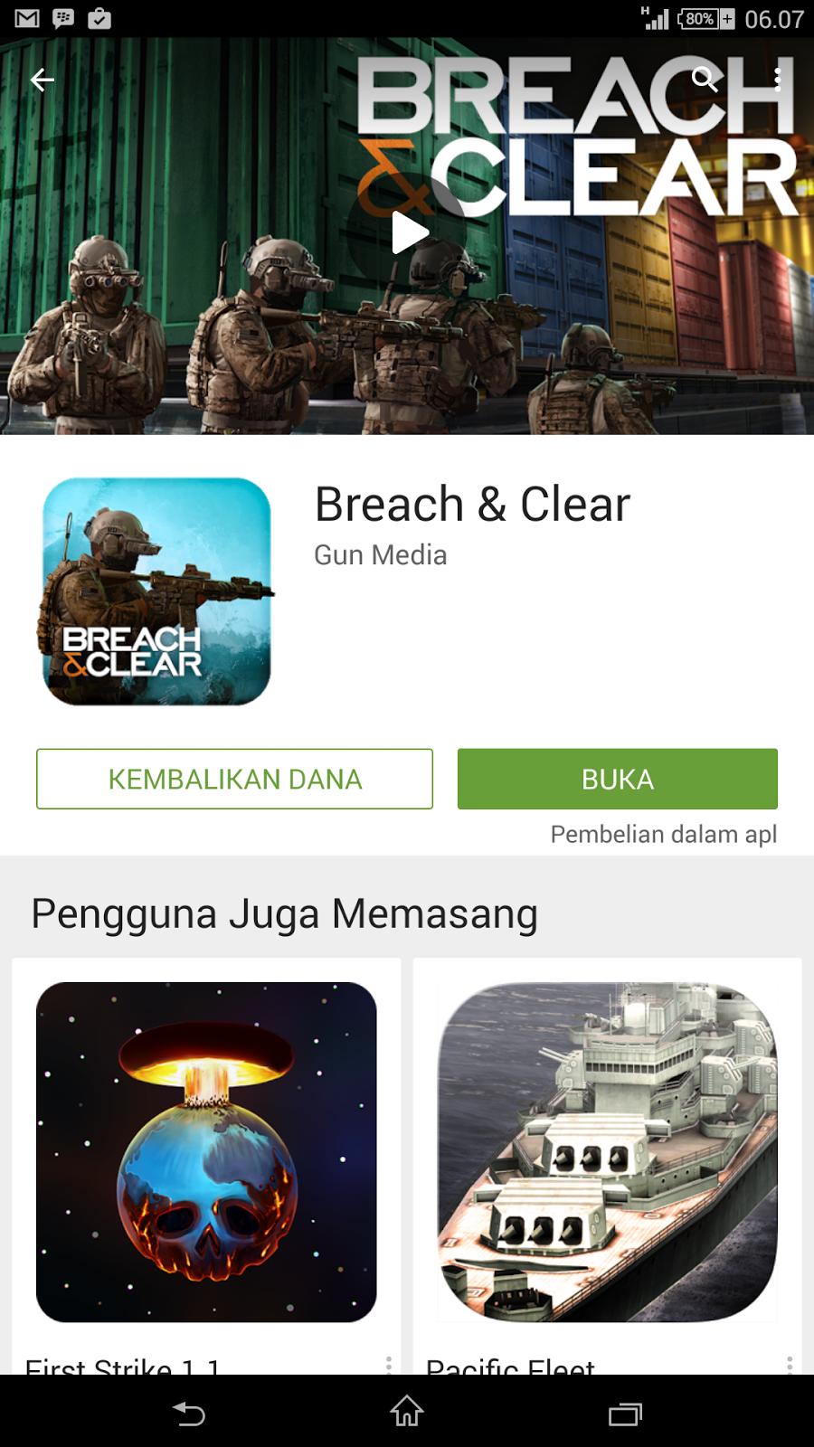 membeli aplikasi di playstore android