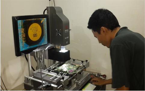 Kursus Memperbaiki Laptop Surabaya