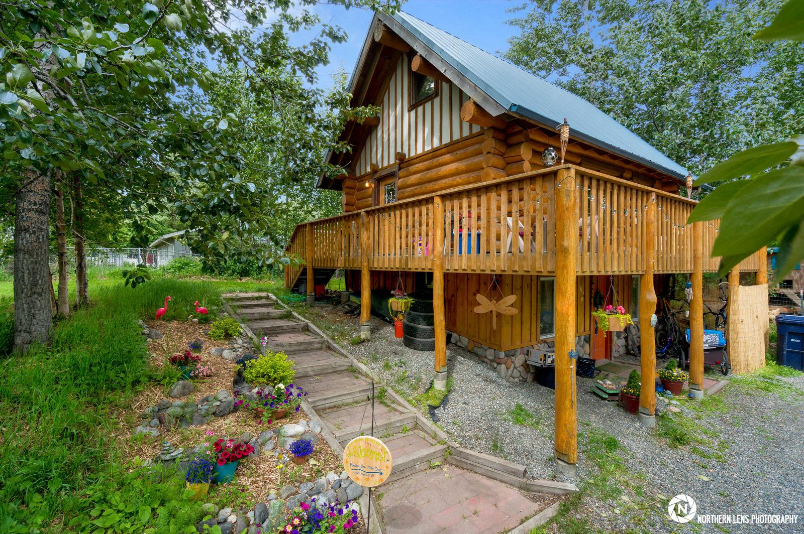 anchorage real estate photographer palmer real estate palmer ak cabin style home photo marcus biastock