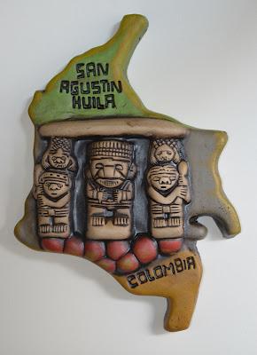 artesanías de san agustin huila