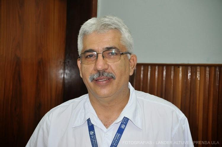 Pablo D'jabayan, director de la DAP (Foto Lánder Altuve)