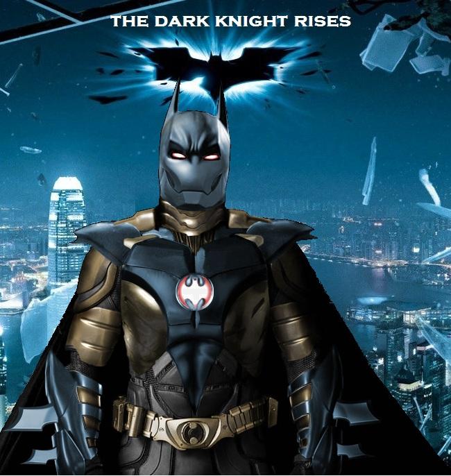 Dark Knight Rises Actors