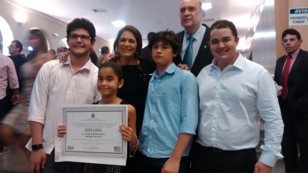 Luana Alves, deputada federal