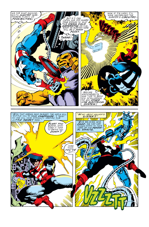Captain America (1968) Issue #354 #286 - English 22