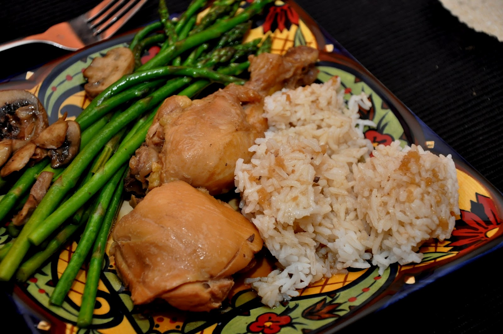 What 39 s cooking at richard 39 s chicken adobo filipino for Adobo filipino cuisine