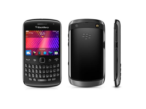 BlackBerry Curve 9360 V Nokia E5