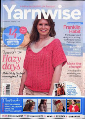 Featured in Yarnwise Magazine