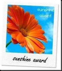 Penghargaan : SunShine Award [13]