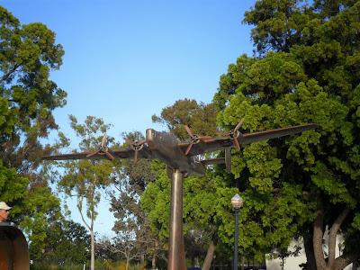 Museu Aeroespacial - Balboa Park