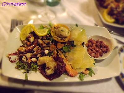 ristorante Caravella Porto Azzurro Elba