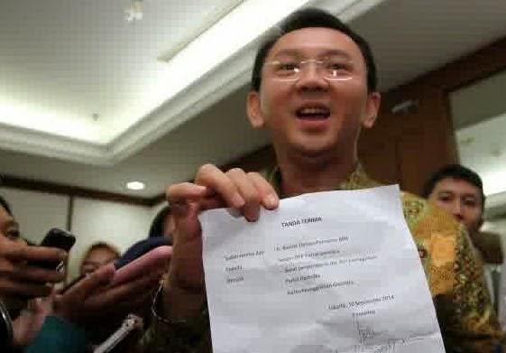 Wakil Gubernur DKI Basuki Tjahaja Purnamaatau