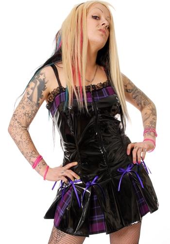 nice punk girl