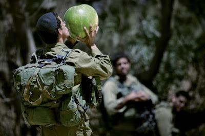 Veganos da IDF