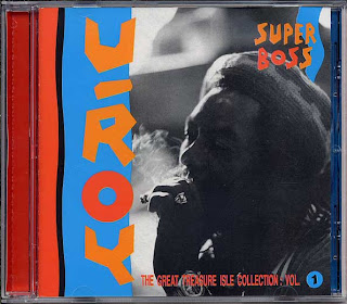 U Roy - Super Boss: Great Treasure Isle Collection Vol.1