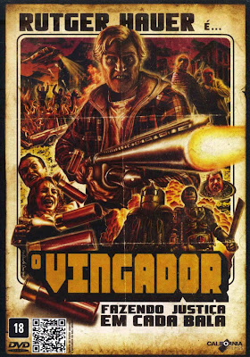 O Vingador - DVDRip Dual udio