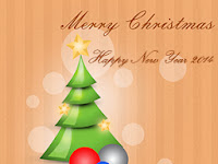 Kata-kata Ucapan Natal dan Tahun Baru 2014