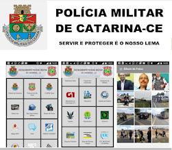 BAIXE O APLICATIVO DA POLICIA MILITAR DE CATARINA NO PLAY STORE.   CLIQUE NA IMAGEM