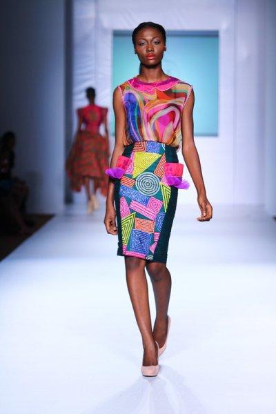 robe en pagne africain-kitenge-dress-ankara dress