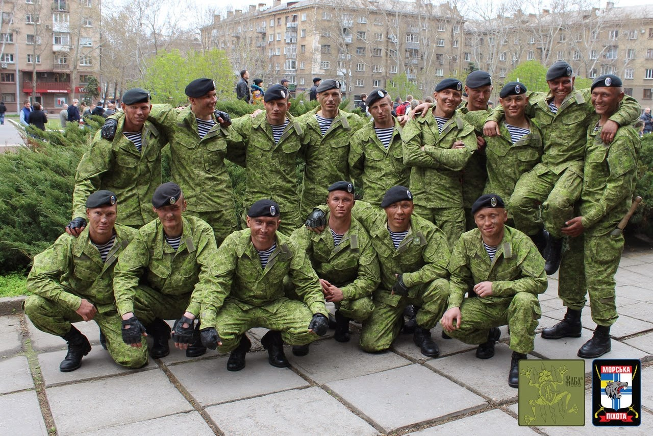 морская пехота украины фото