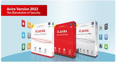 Avira Free Antivirus 2013 | Antivirus Avira Update Terbaru