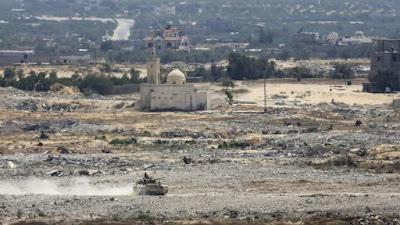Estado Islâmico diz ter disparado contra Israel