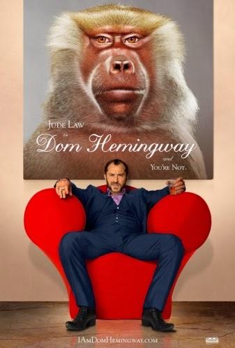 Dom Hemingway (2014) di Bioskop