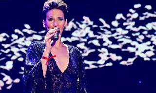 La Flaka canta Remolino-La Voz 2015 Semifinales