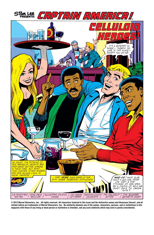Captain America (1968) Issue #261 #176 - English 2