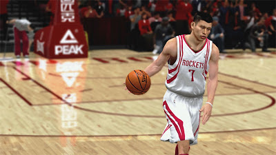 NBA 2K13 Jeremy Lin Cyberface Download Patch