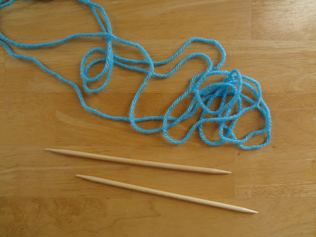 Fiber Flux: How to Knit An I-Cord