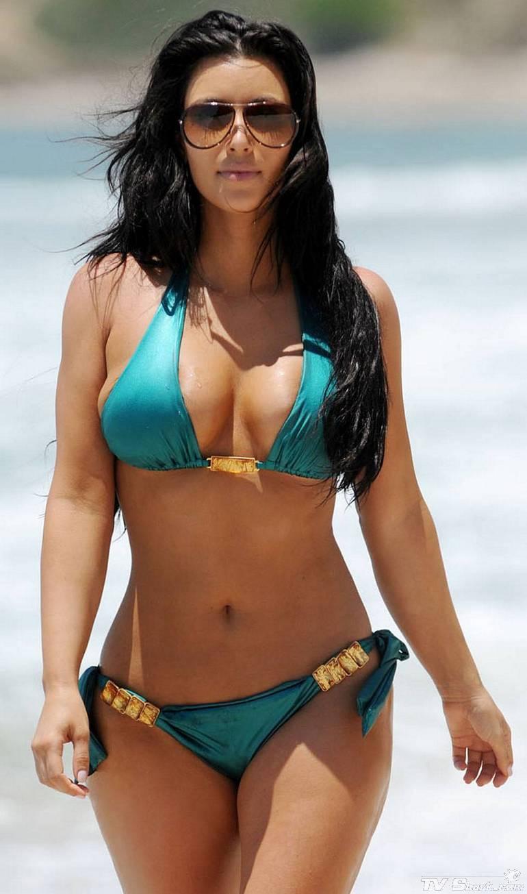 Photographies 8 Kim Kardashian Bikini Humphries