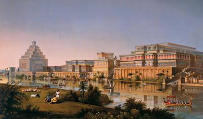 Babilonia - Historia de las civilizaciones