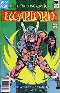 Comics Warlord vol 1 Descargar